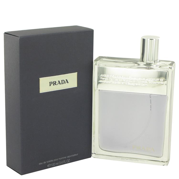 Prada Cologne by Prada 100 ml Eau De Toilette Spray for Men