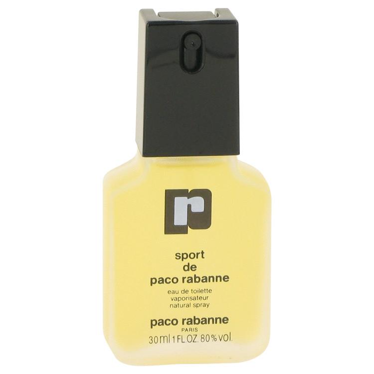 Paco Rabanne Sport Cologne 30 ml Eau De Toilette Spray (unboxed) for Men