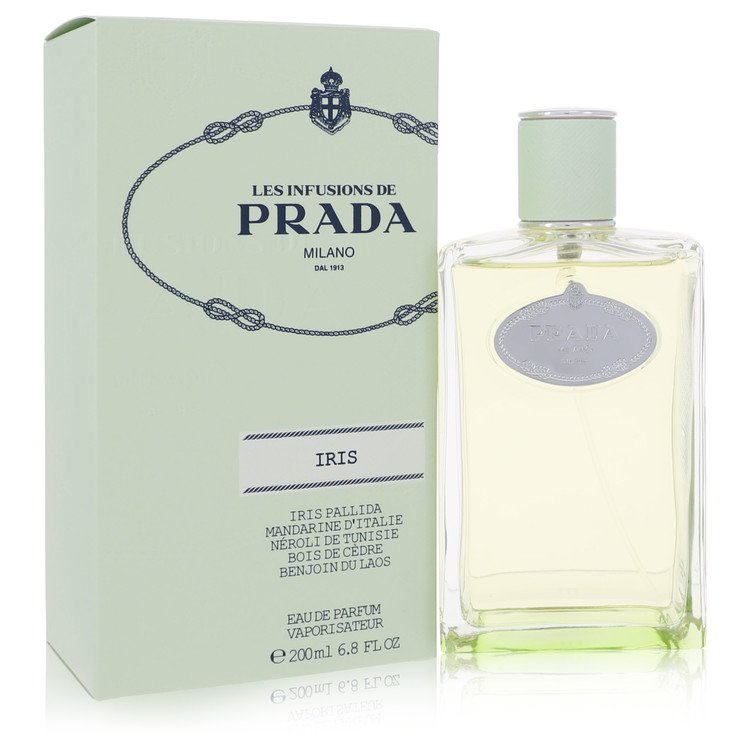 Prada Infusion D'iris Perfume by Prada 200 ml EDP Spay for Women