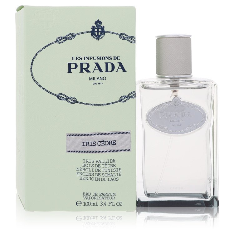 Prada Infusion D'iris Cedre Perfume 100 ml Eau De Parfum Spray (Unisex) for Women