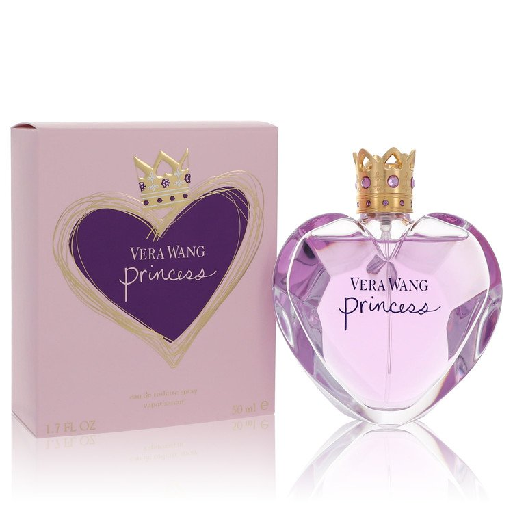 Princess Perfume by Vera Wang 50 ml Eau De Toilette Spray for Women