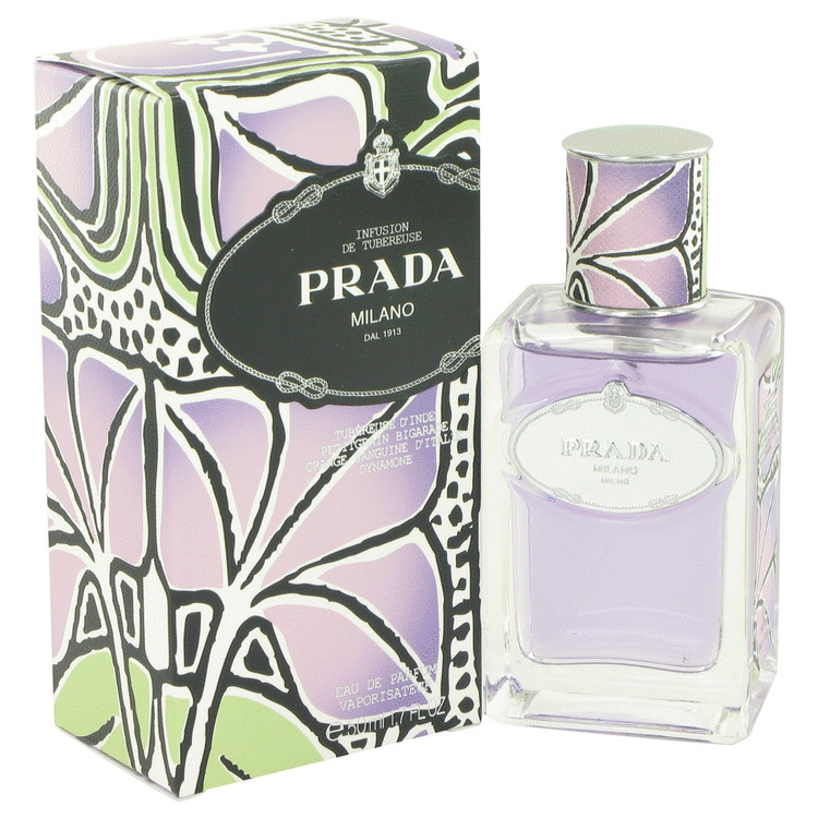 Prada Infusion De Tubereuse Perfume by Prada 50 ml EDP Spay for Women