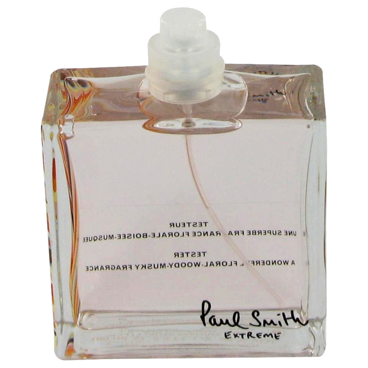 Paul Smith Extreme Perfume 100 ml EDT Spray(Tester) for Women