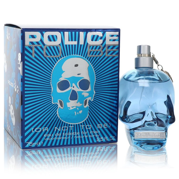 Police To Be or Not To Be by Police Colognes –  Eau De Toilette Spray 2.5 oz 75 ml for Men