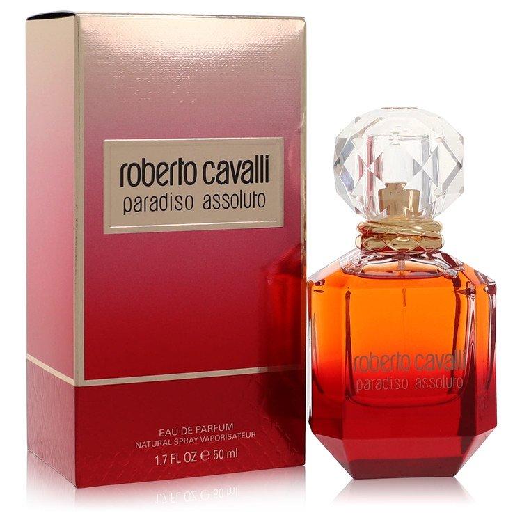 Roberto Cavalli Paradiso Assoluto Perfume 50 ml EDP Spay for Women