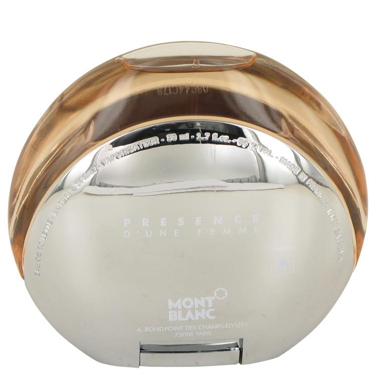 Presence Perfume 50 ml Eau De Toilette Spray (unboxed) for Women
