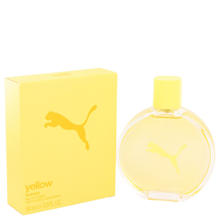 Puma Yellow Perfume by Puma 90 ml Eau De Toilette Spray for Women