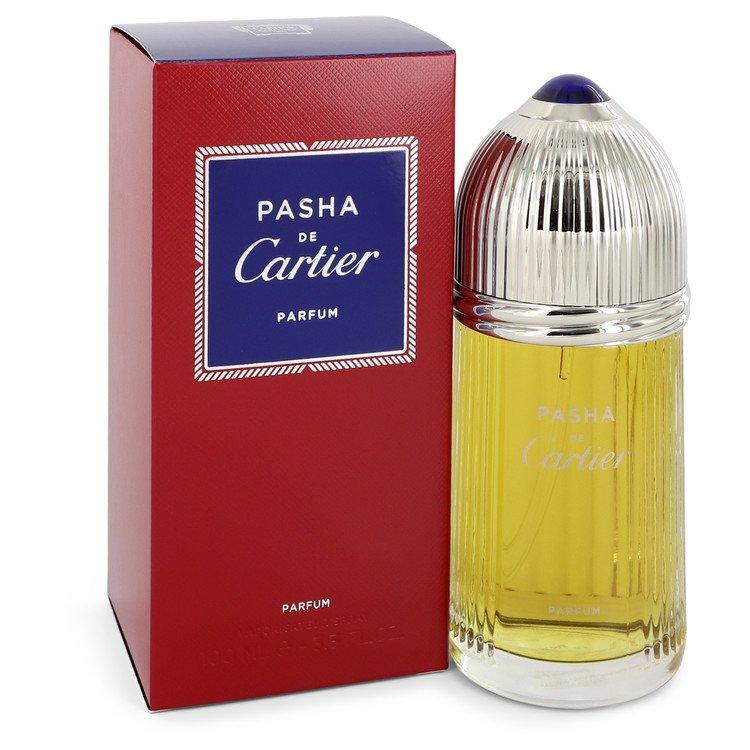Pasha De Cartier by Cartier Men's Eau De Parfum Spray 3.3 oz