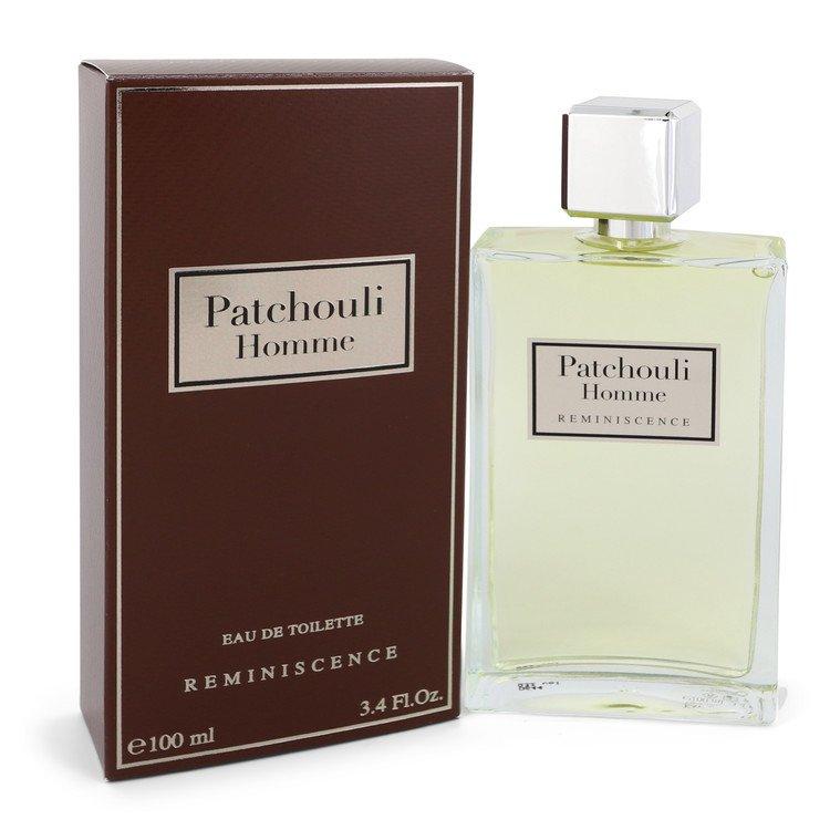 Patchouli Homme by Reminiscence Eau De Toilette Spray 3.4 oz for Men
