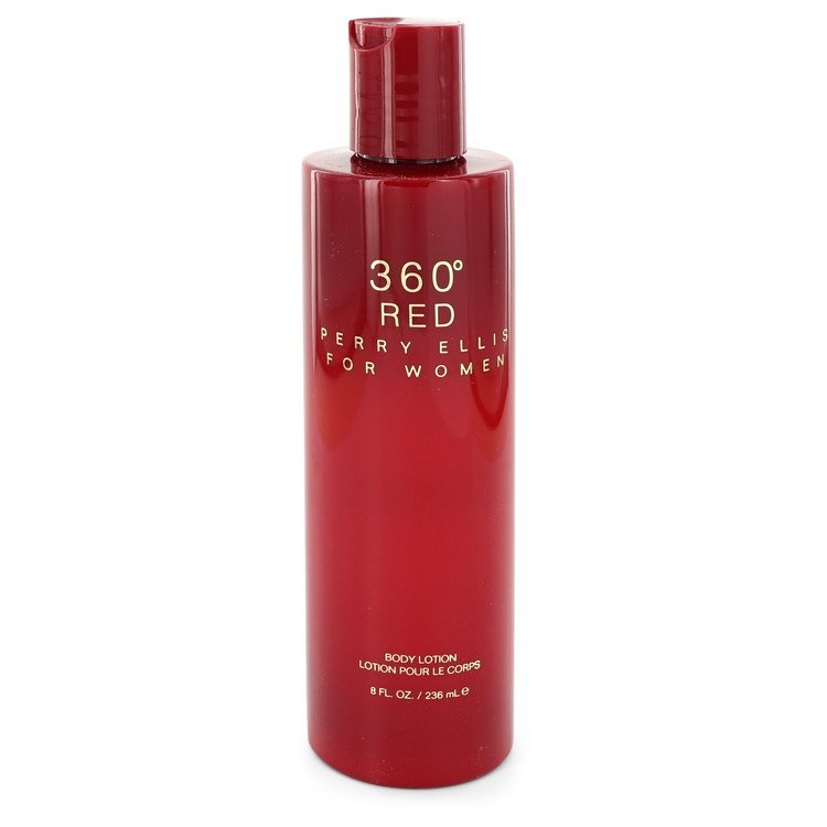 Perry Ellis 360 Red by Perry Ellis Women's Body Lotion 8 oz