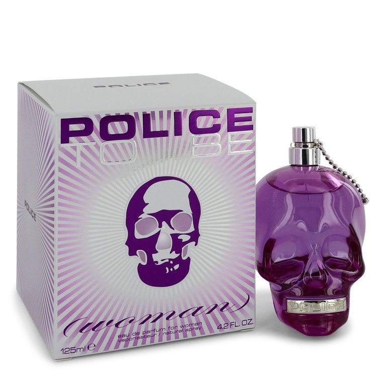 Police To Be or Not To Be by Police Colognes –  Eau De Parfum Spray 4.2 oz  125 ml for Women
