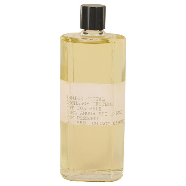 Quel Amour Perfume 100 ml Eau De Toilette (Refillable Tester) for Women