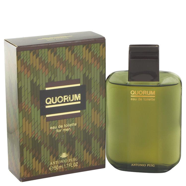 Quorum Cologne by Antonio Puig 50 ml Eau De Toilette Splash for Men