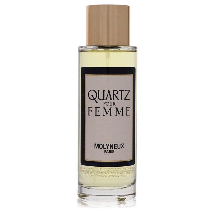 Quartz by Molyneux Women's Eau De Parfum Spray (unboxed) 3.4 oz