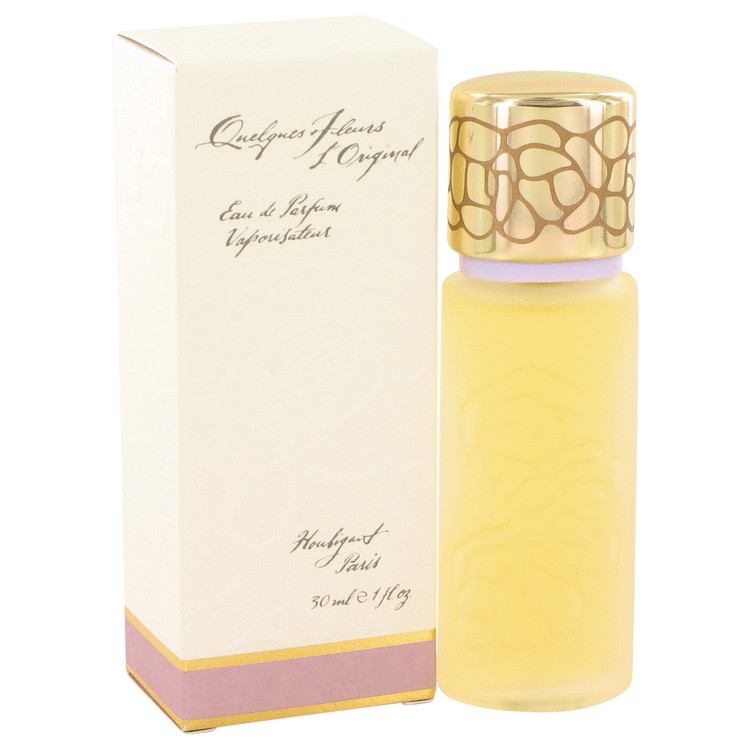 Quelques Fleurs Perfume by Houbigant 1 oz EDP Spay for Women