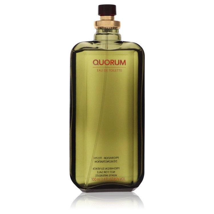 Quorum Cologne by Antonio Puig 100 ml EDT Spray(Tester) for Men