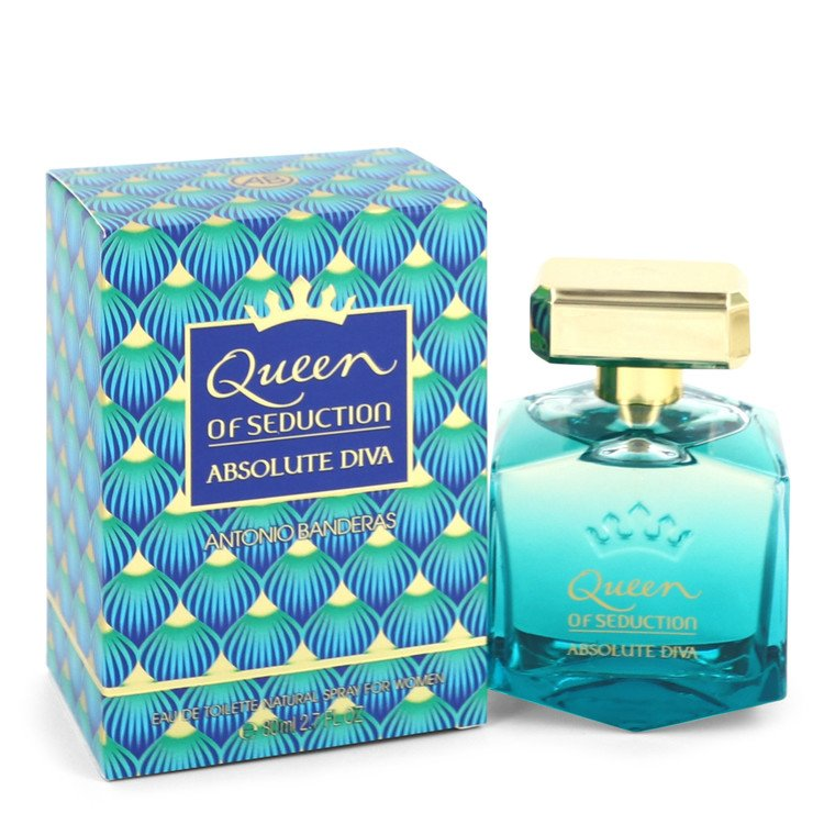 Queen Of Seduction Absolute Diva Perfume 80 ml EDT Spay for Women