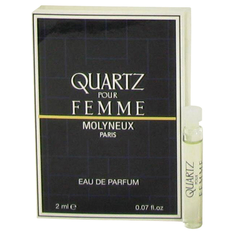 QUARTZ by Molyneux for Women Vial (Sample) .07 oz