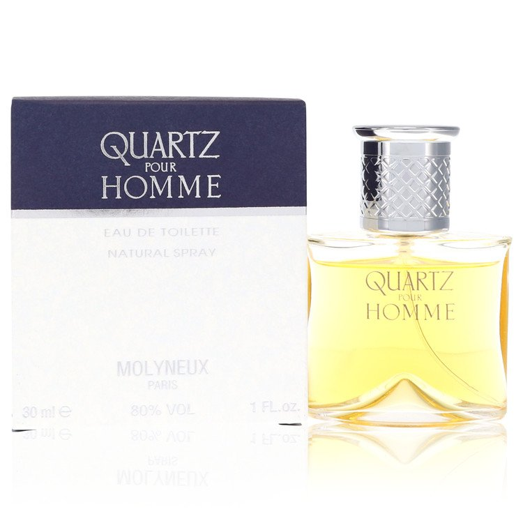 QUARTZ by Molyneux –  Eau De Toilette Spray 1 oz 30 ml for Men
