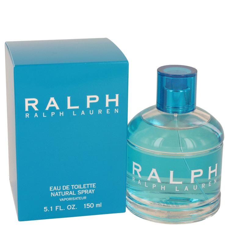 RALPH by Ralph Lauren –  Eau De Toilette Spray 5.1 oz 151 ml for Women