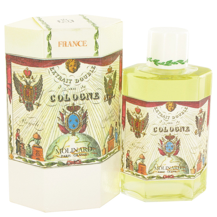 France Cologne by Molinard 245 ml Eau De Cologne for Men
