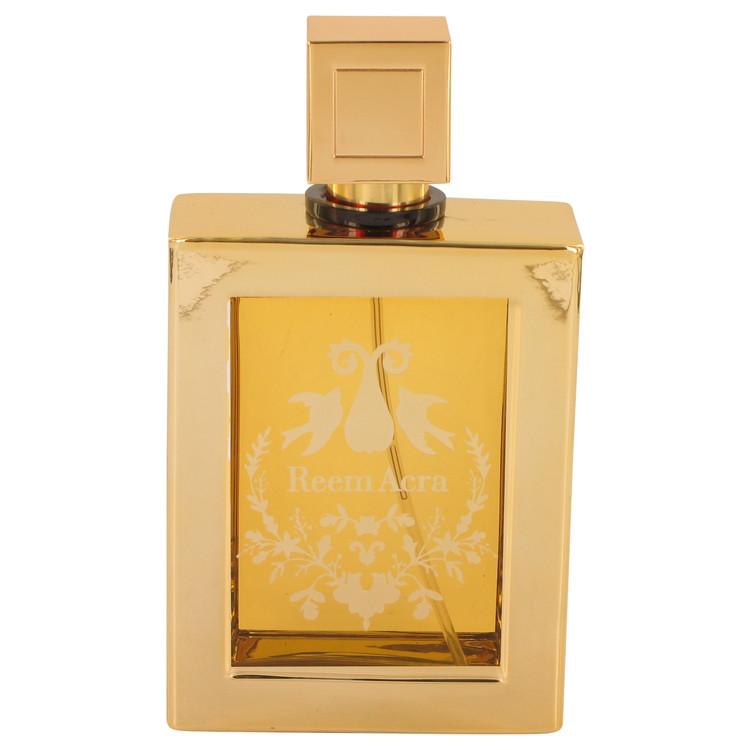Reem Acra by Reem Acra for Women Eau De Parfum Spray (unboxed) 3 oz
