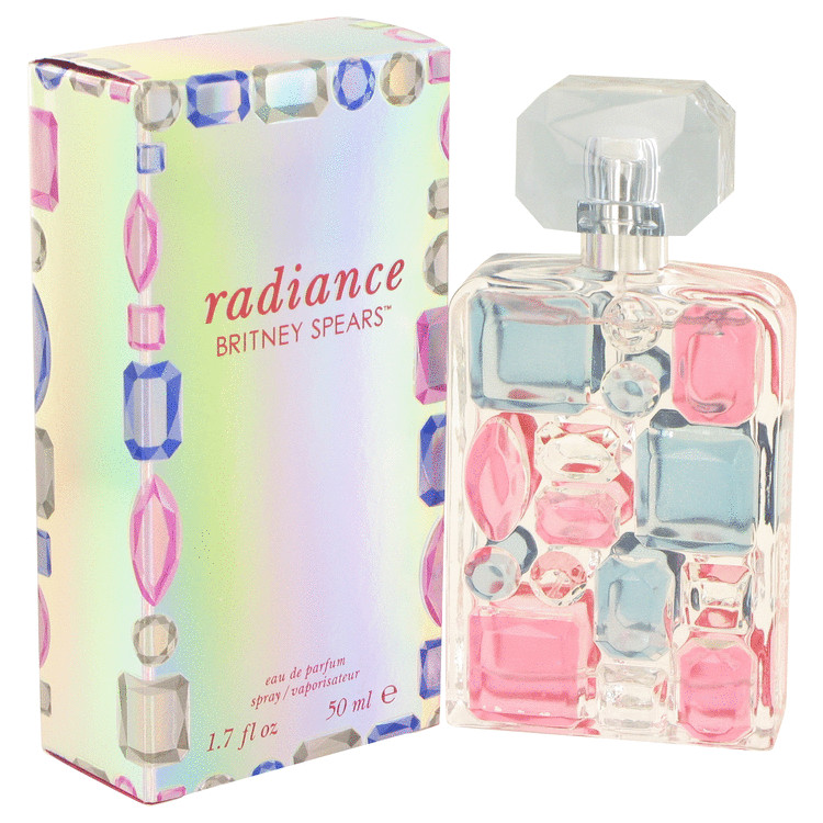 Radiance Perfume by Britney Spears 50 ml Eau De Parfum Spray for Women