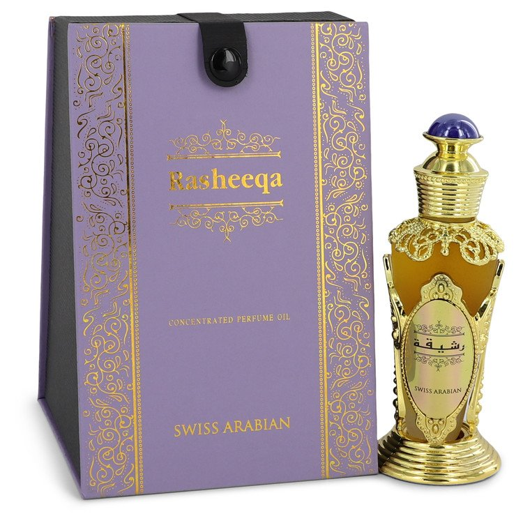 Swiss Arabian Rasheeqa by Swiss Arabian Women's Concentrated Perfume Oil .67 oz
