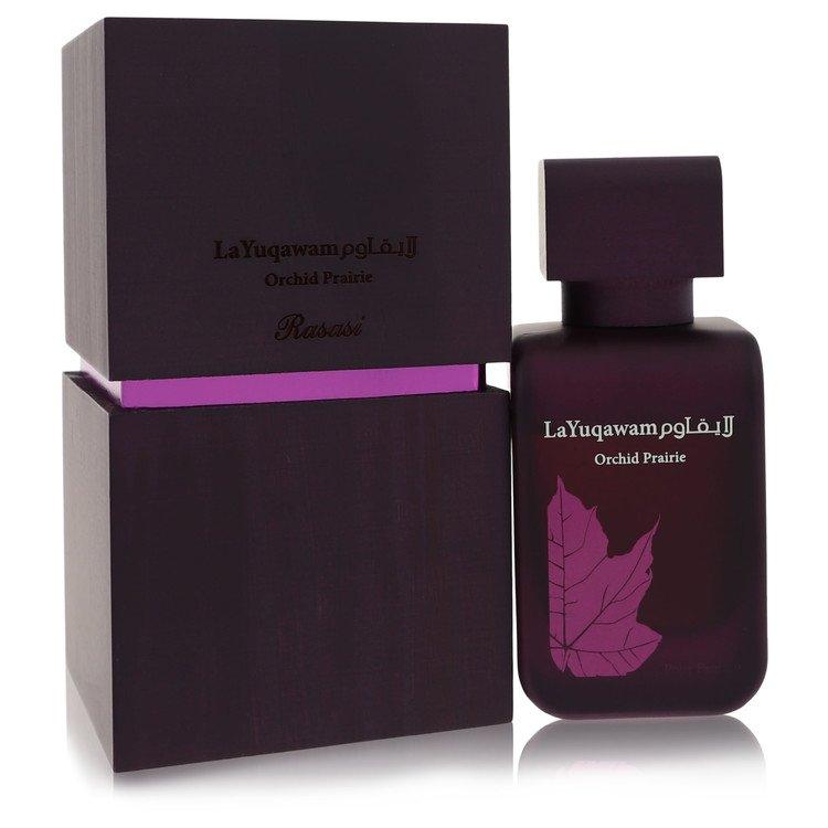 Rasasi La Yuqawam Orchid Prairie Perfume 75 ml EDP Spay for Women