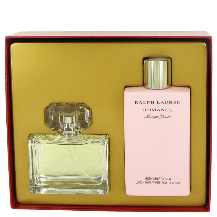 Romance Always Yours for Women, Gift Set (2.5 oz Elixir EDP Spray + 6.7 oz Body Lotion)