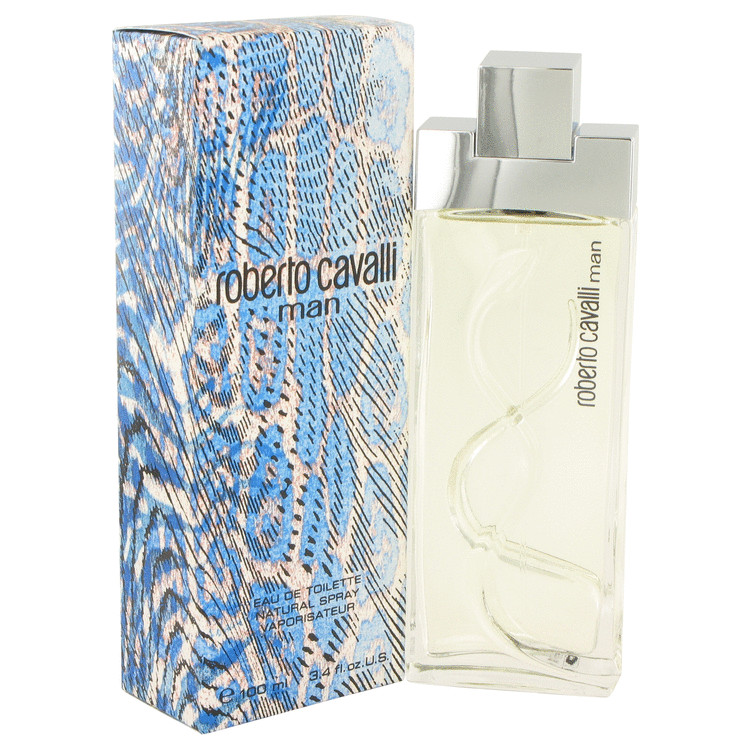 Roberto Cavalli Cologne by Roberto Cavalli 100 ml EDT Spay for Men