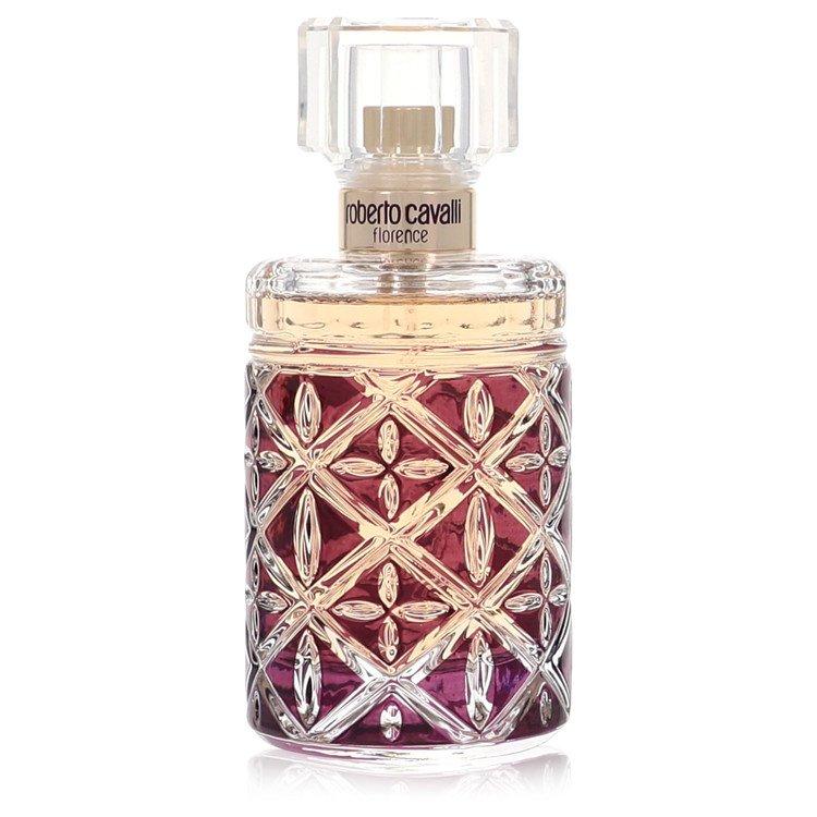 Roberto Cavalli Florence by Roberto Cavalli for Women Eau De Parfum Spray (Tester) 2.5 oz