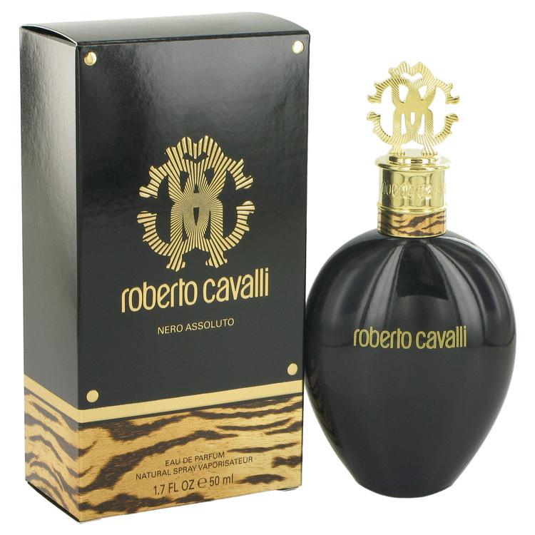Roberto Cavalli Nero Assoluto Perfume 50 ml EDP Spay for Women