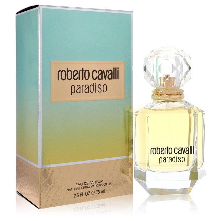 Roberto Cavalli Paradiso Perfume 75 ml EDP Spay for Women