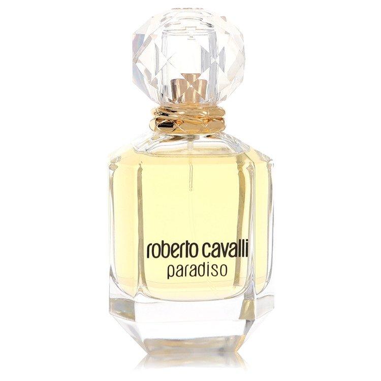 Roberto Cavalli Paradiso Perfume 75 ml Eau De Parfum Spray (Tester) for Women