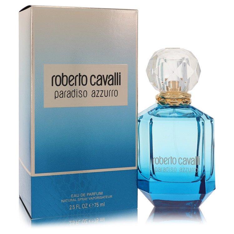 Roberto Cavalli Paradiso Azzurro Perfume 75 ml EDP Spay for Women