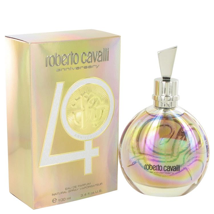 Roberto Cavalli Perfume 100 ml Eau De Parfum Spray (40th Anniversary Edition) for Women