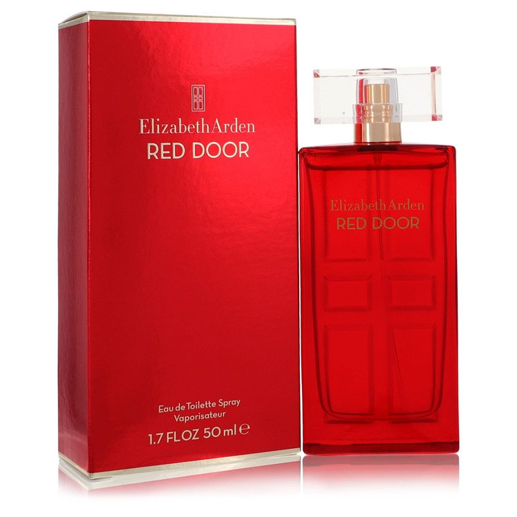 Red Door Perfume by Elizabeth Arden 50 ml EDT Spay for Women