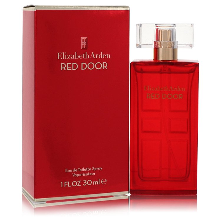 RED DOOR by Elizabeth Arden –  Eau De Toilette Spray 1 oz 30 ml for Women