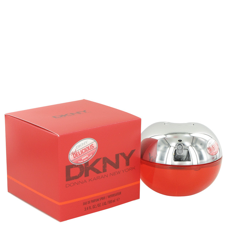 Red Delicious Perfume by Donna Karan 100 ml EDP Spay for Women