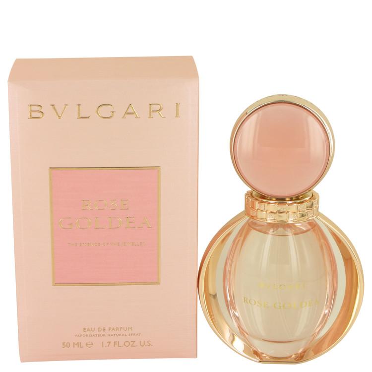 Rose Goldea Perfume by Bvlgari 50 ml Eau De Parfum Spray for Women
