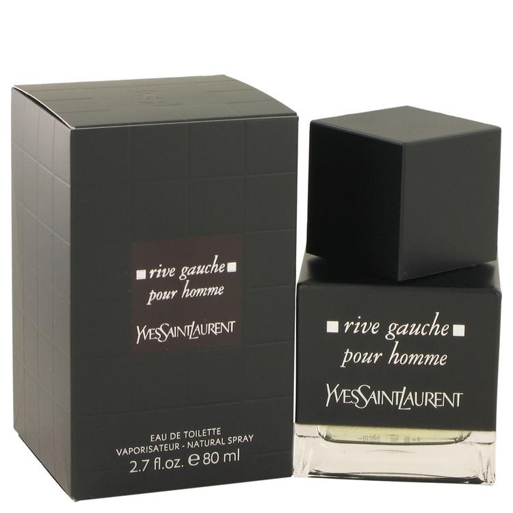 Rive Gauche Cologne 80 ml Eau De Toilette Spray (New Packaging) for Men