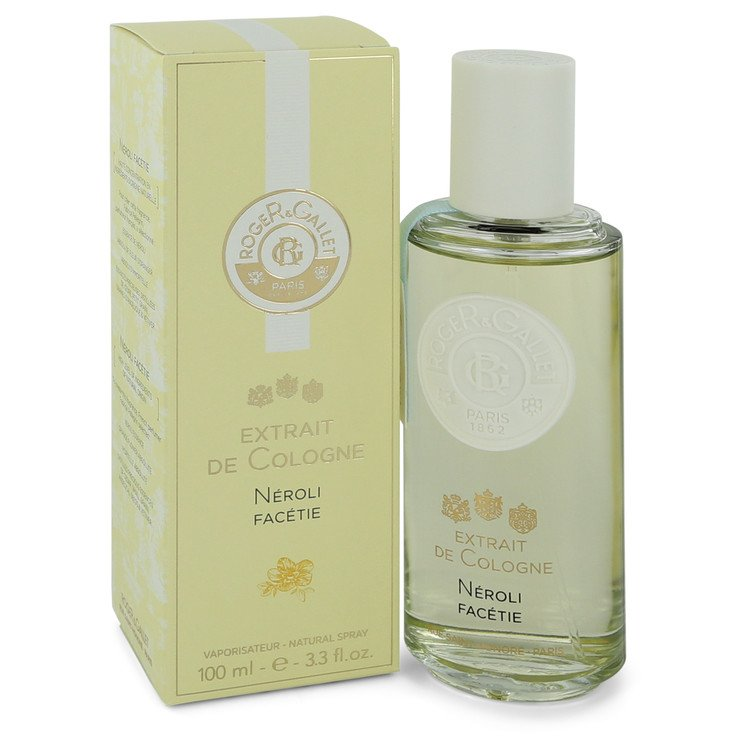 Roger & Gallet Neroli Facetie by Roger & Gallet Women's Extrait De Cologne Spray 3.3 oz