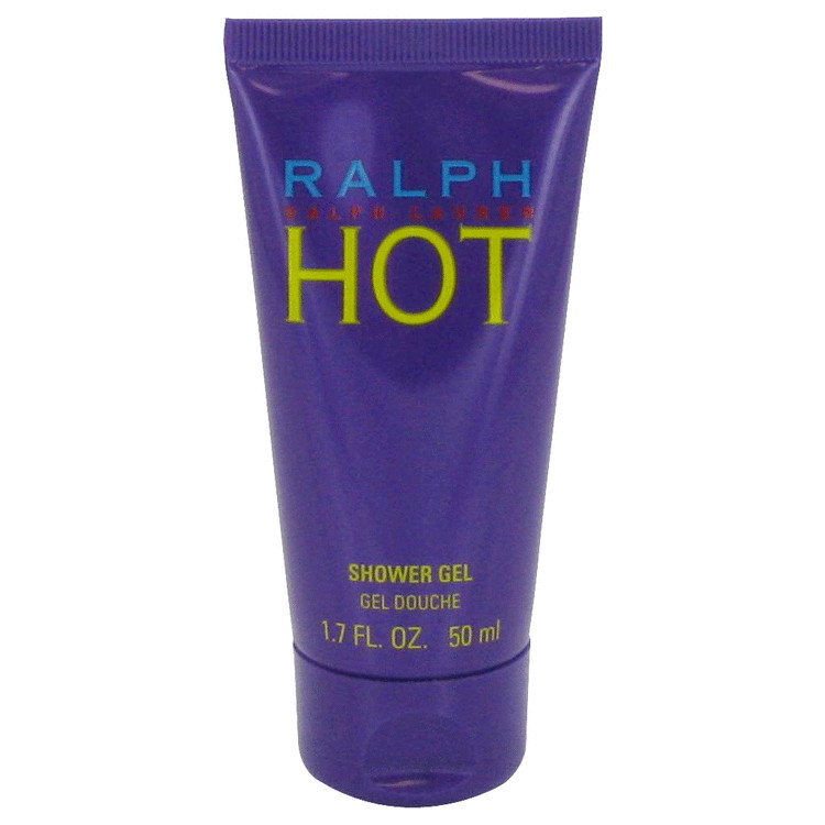 Ralph Hot by Ralph Lauren for Women Shower Gel 1.7 oz