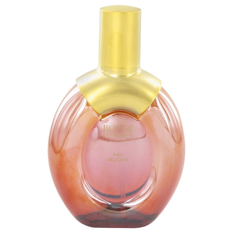 Rouge Perfume by Hermes 100 ml Eau Delicate Spray (unboxed) for Women