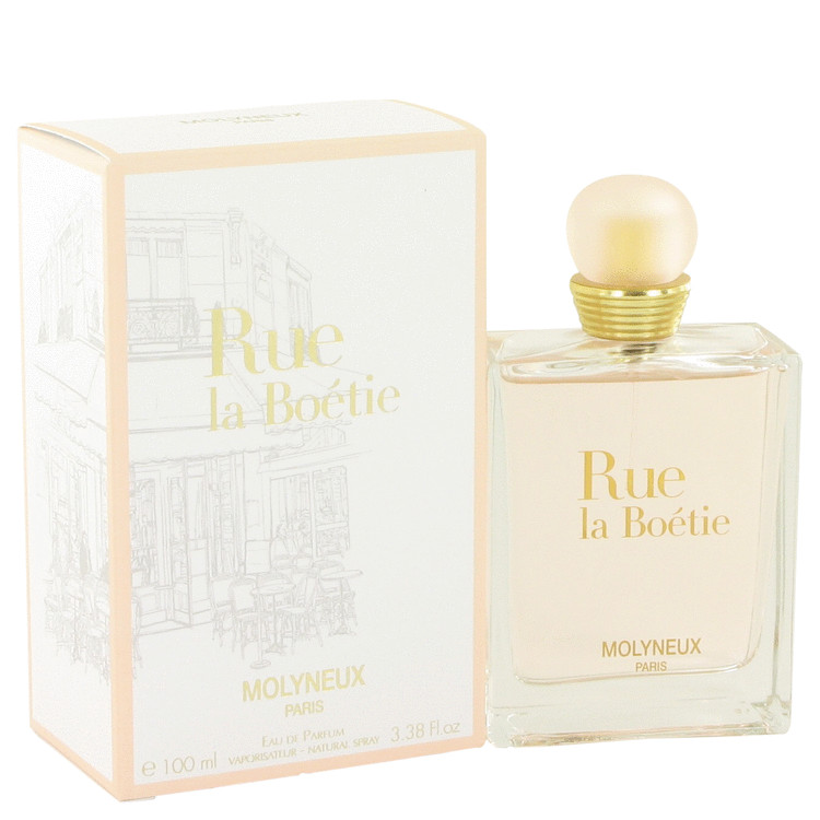 Rue La Boetie by Molyneux for Women Eau De Parfum Spray 3.38 oz