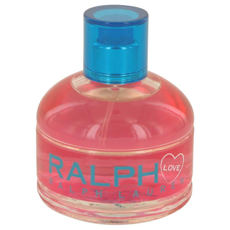 Ralph Lauren Love Perfume 3.4 oz EDT Spray (2016-unboxed) for Women