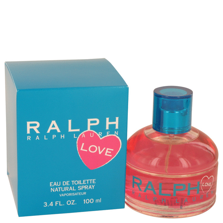 Ralph Lauren Love by Ralph Lauren –  Eau De Toilette Spray (2016) 3.4 oz 100 ml for Women