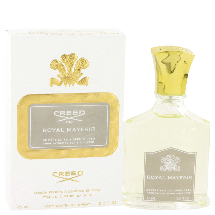 Royal Mayfair Cologne by Creed 2.5 oz Millesime Spray for Men