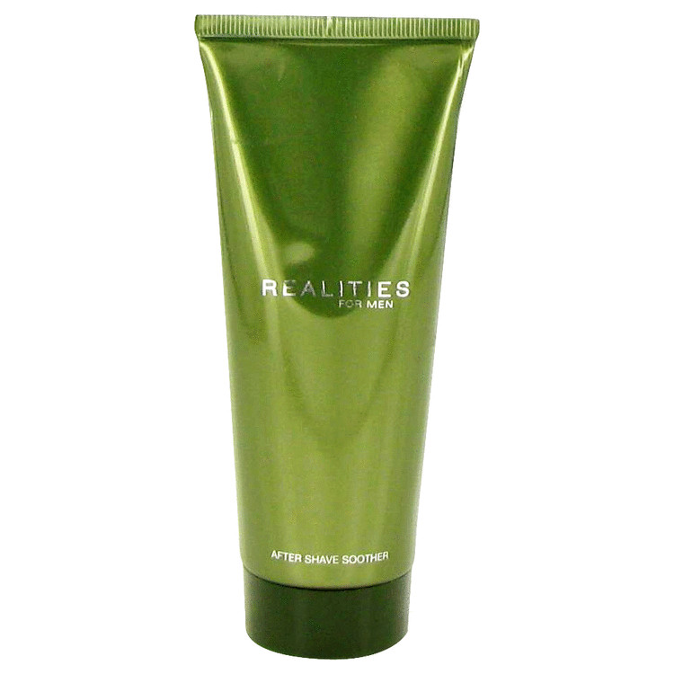 REALITIES by Liz Claiborne for Men After Shave Soother 3.4 oz